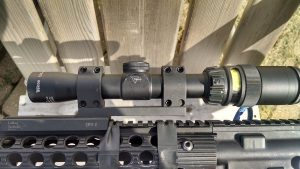 Six Years with the Trijicon Accupoint