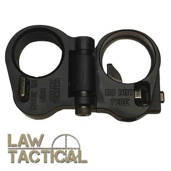 Some Updates About Law Tactical's AR Folder | Breach Bang Clear
