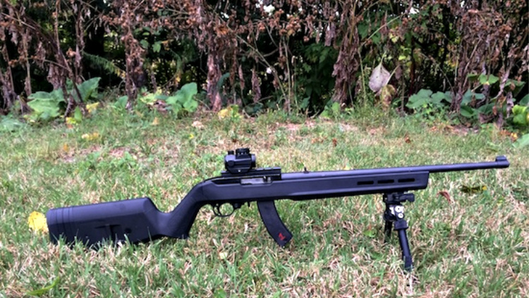 Magpul Hunter X22 Stock for Ruger 10/22.
