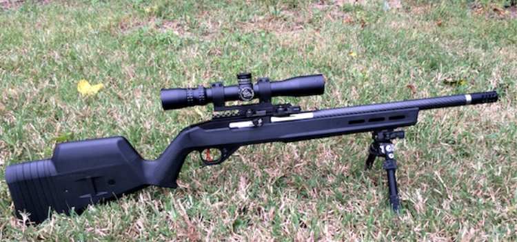 Magpul X22 - Hunter stock for Ruger 10/22.