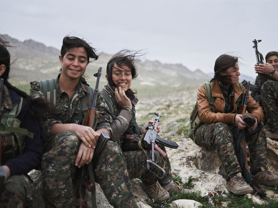 Guerilla Fighters of Kurdistan2