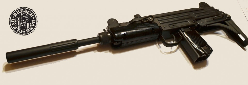Uzi Does It! In 22 this blaster is a real hoot!