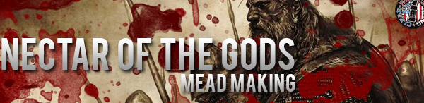 Mead making - how to do it the way the jarls did.