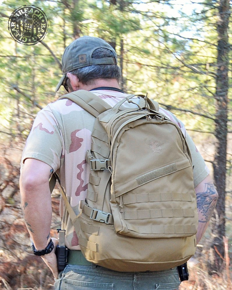 Norseman Review Tyr Tactical Limited Edition Huron Assault Pack 1