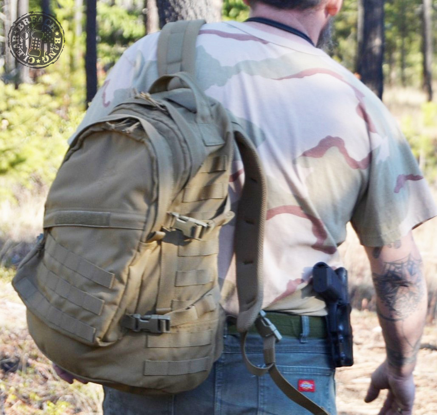 Norseman Review Tyr Tactical Limited Edition Huron Assault Pack 2