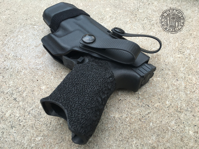 RCS Morrigan Holster - it will fit this Glock