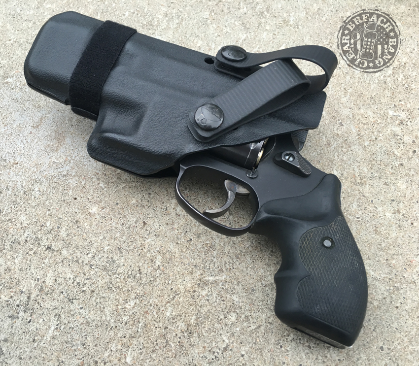 RCS Morrigan Holster - will not hold a snubby 2