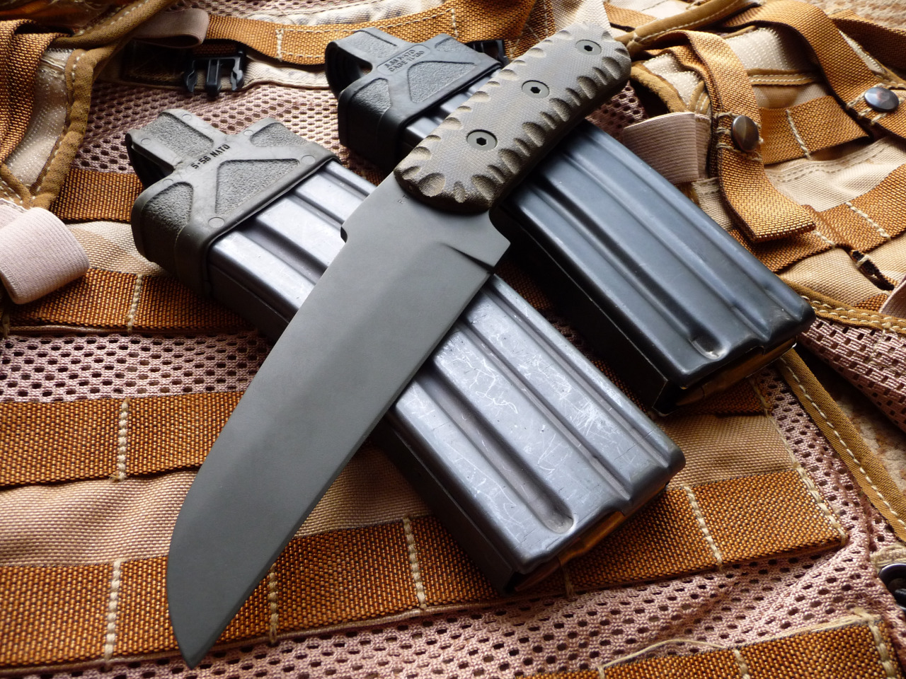An Interview with RU Titley of RU Titley Custom Knives | MCM