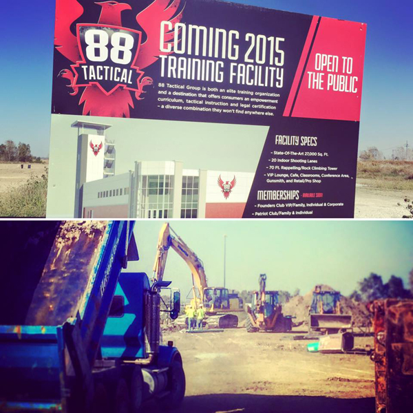 88 Tactical new training facility 7