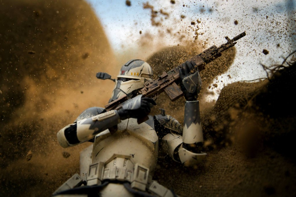 Galactic Warfighters Matthew Callahan Star Wars Bridging the Gap 6