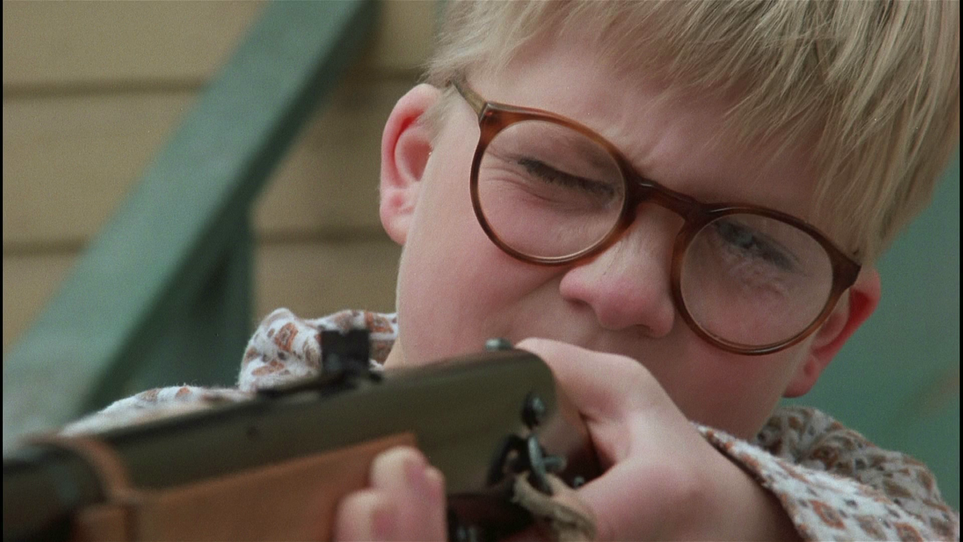 i want an official red ryder carbine action