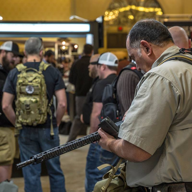 Daniel Defense SHOT Show 2016 -4