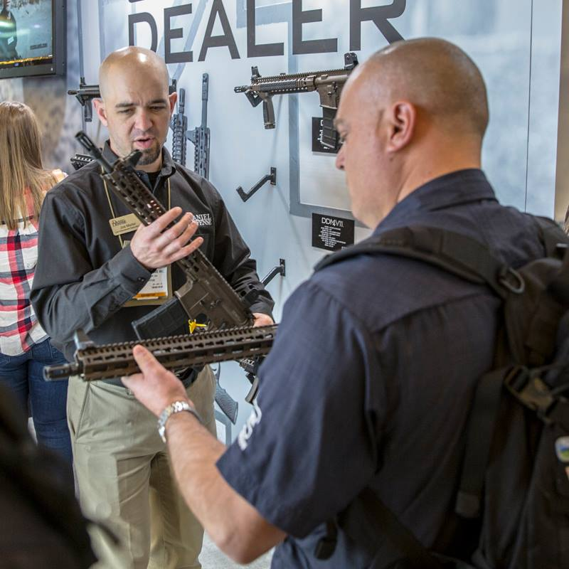 Daniel Defense SHOT Show 2016 -7