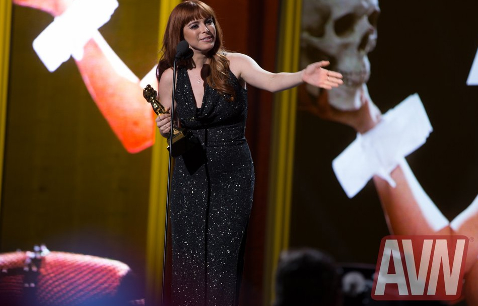 Penny Pax Best Actress AVN Awards 2016