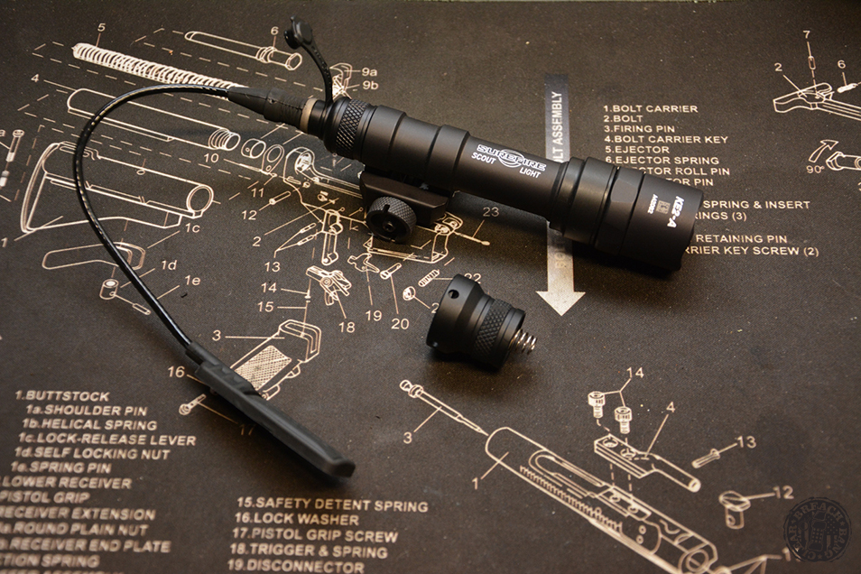Surefire Ultra Scout 2 TF