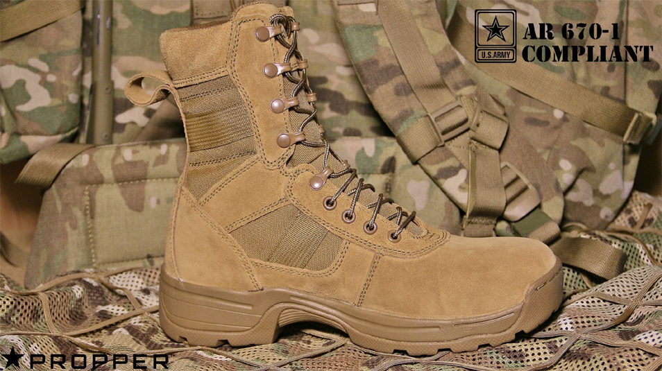 Propper Series 100 Boots 1