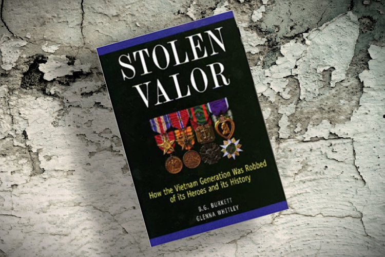 B. G. Burkett: Stolen Valor: How the Vietnam Generation was Robbed of its Heroes and its History.