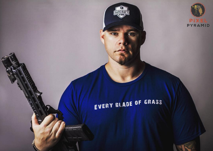 Aaron Cowan, founder of Sage Dynamics (and vetrpreneur) is now sponsored by Primary Weapon Systems