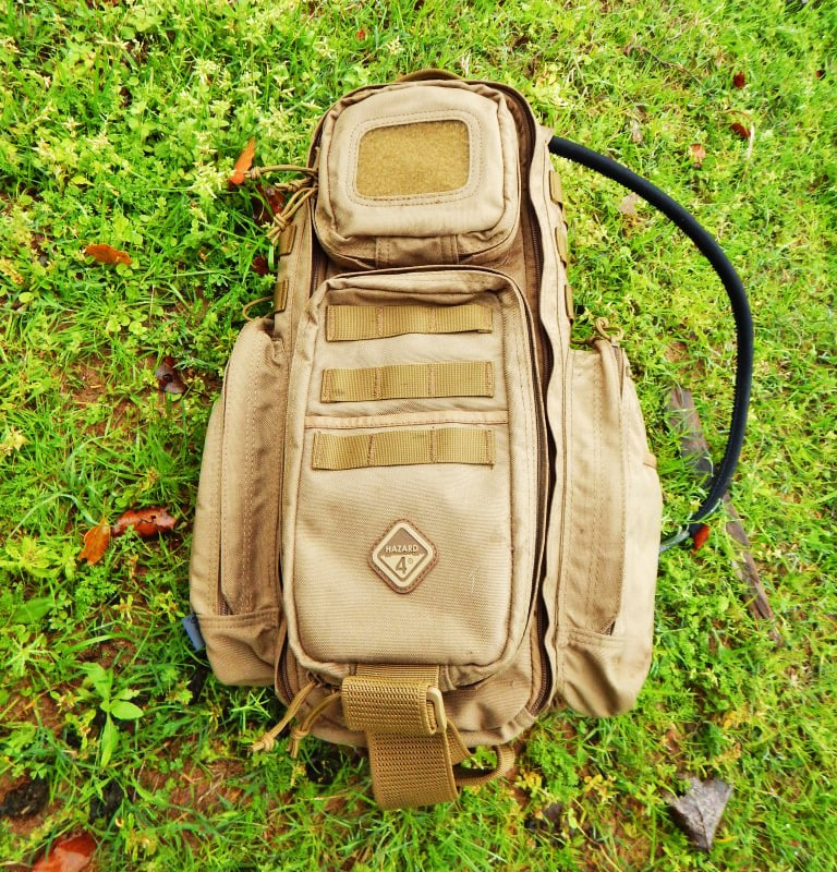 Hazard 4 Rocket backpack