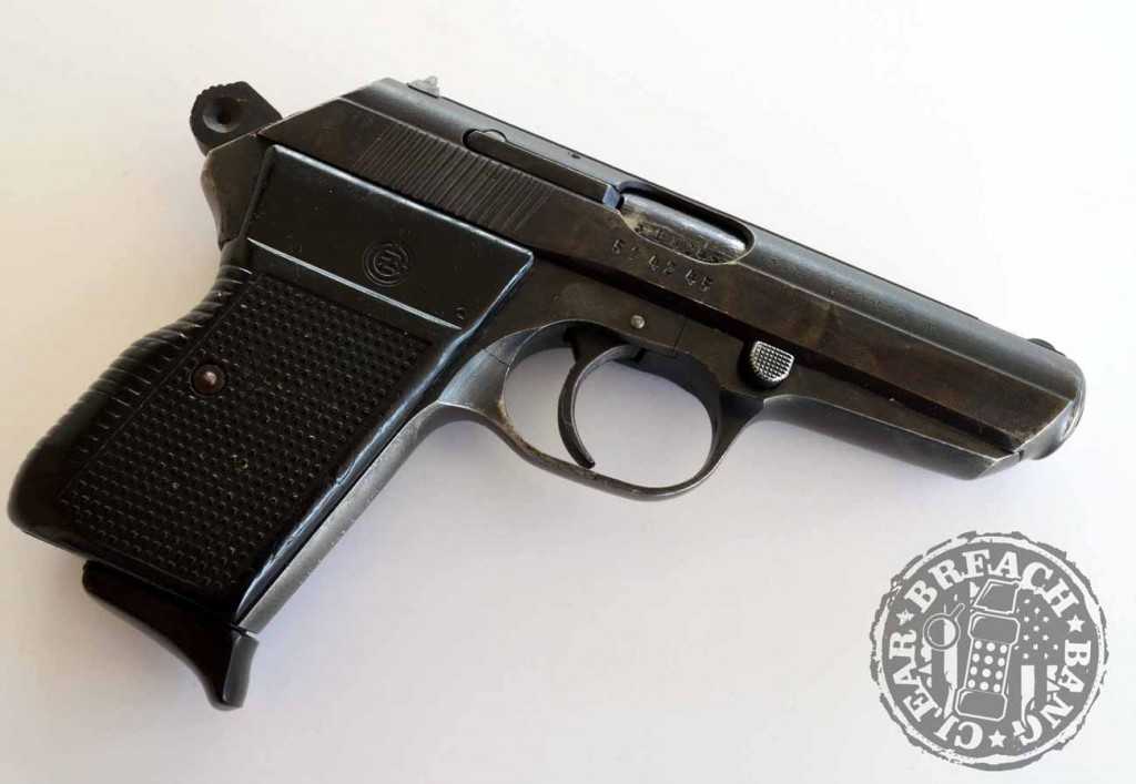 CZ70 Cold War semi-auto 32ACP