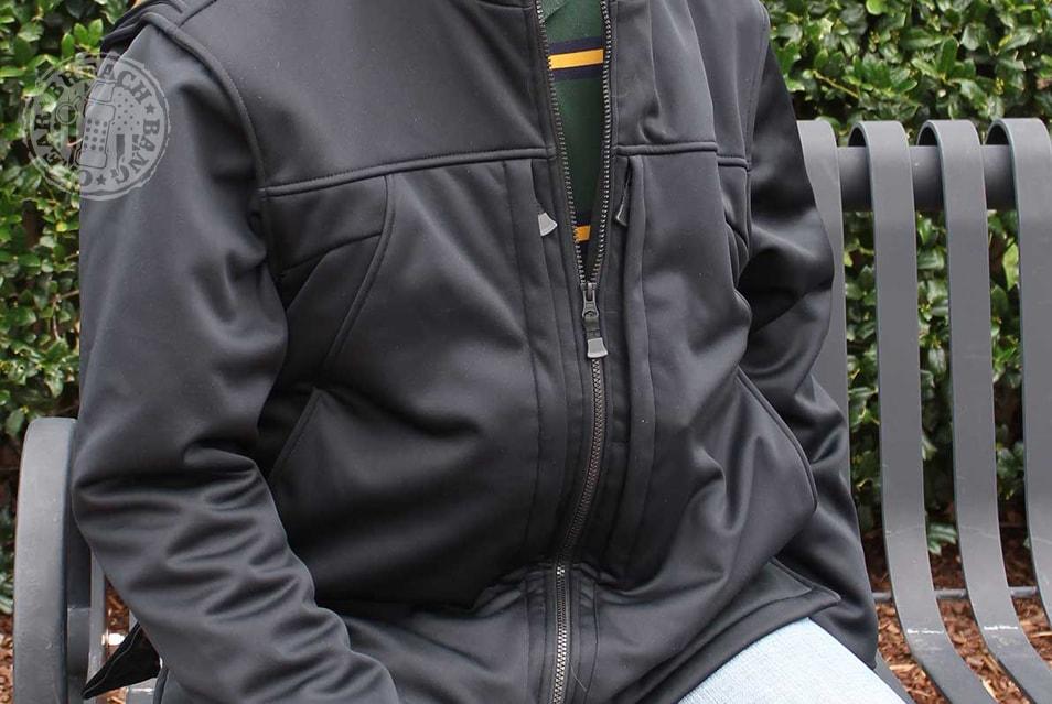 Scottevest enforcer jacket