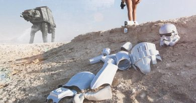 May the Fourth Be With You - Hot Star Wars Women