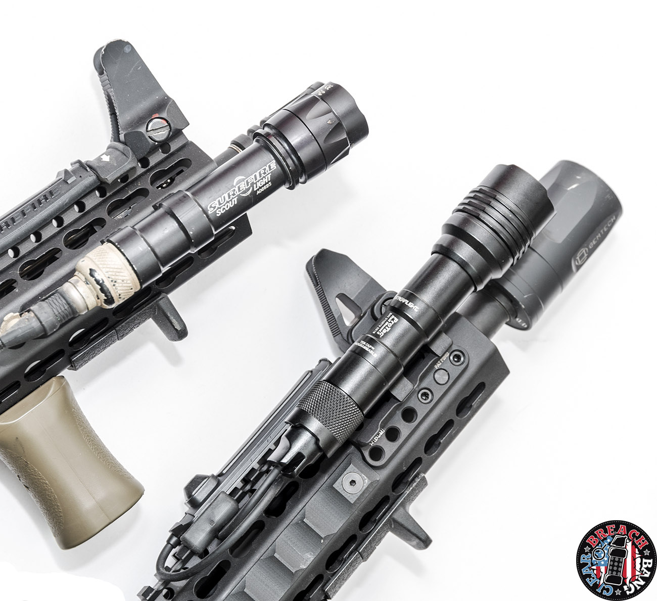Hands On Like Your Mom: The Streamlight ProTac Rail Mount 2 | Breach ...