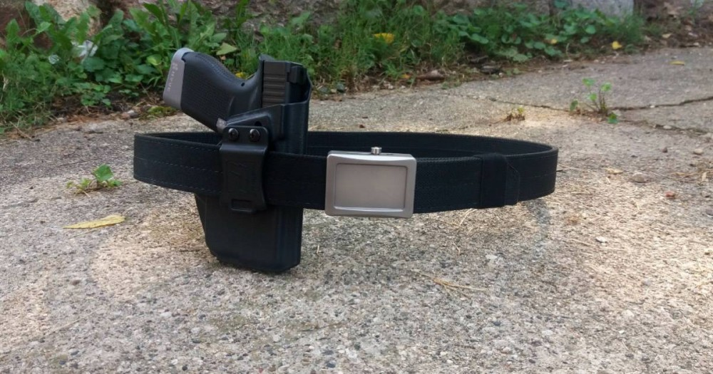 Aegis Belt Enhanced from Ares Gear (Concealed Carry Society Review)