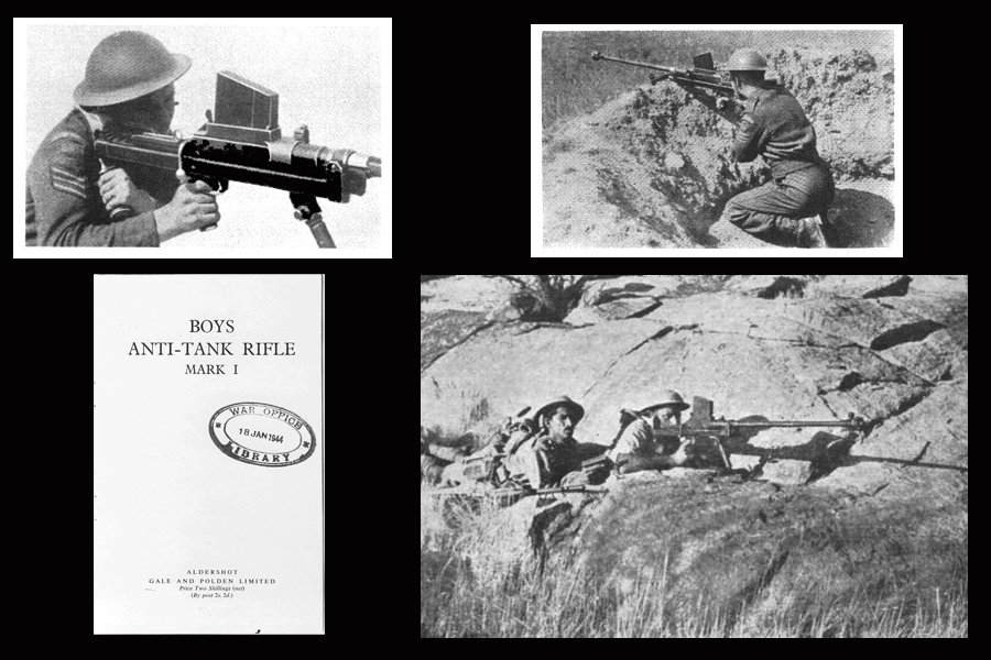 Boys Anti Tank Rifle Mk I - 2