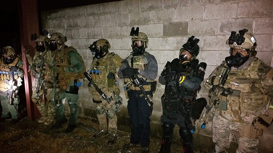 Policin' by Night: NVGs for LEOs