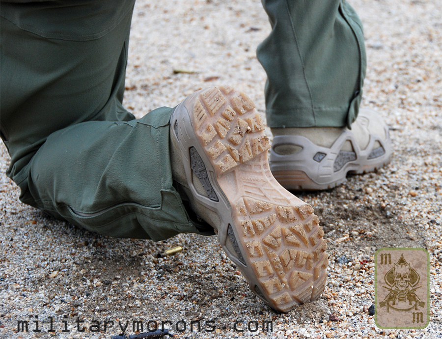 Review Mm On The Lowa Task Force Z 6s Gtx Boots Breach