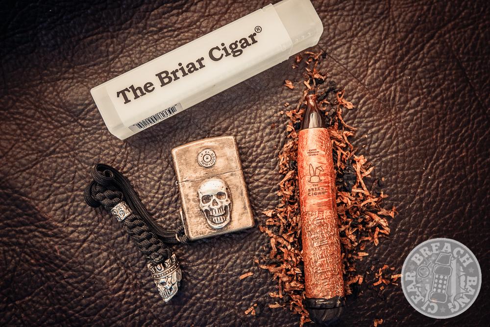 The Briar Cigar from Morgan Pipes