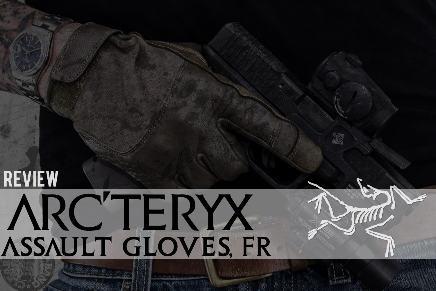 arcteryx assault glove fr