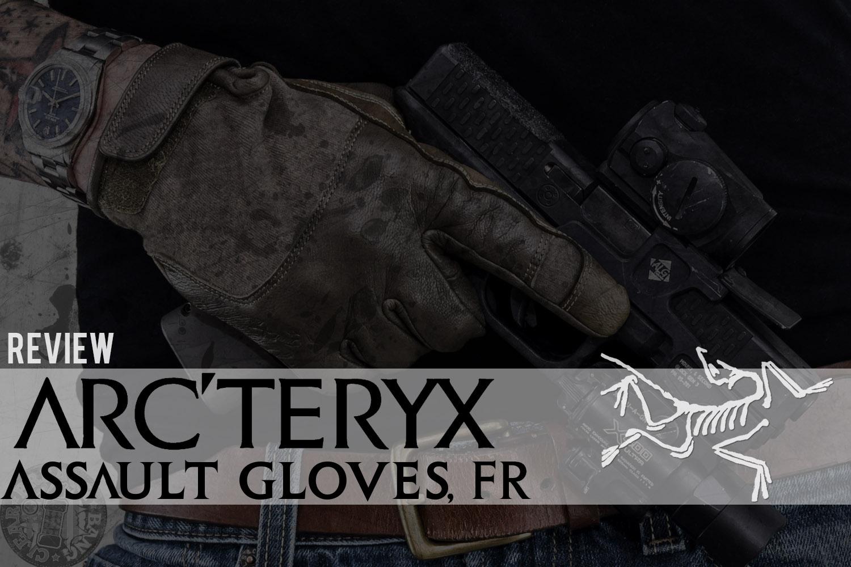 arcteryx assault glove fr