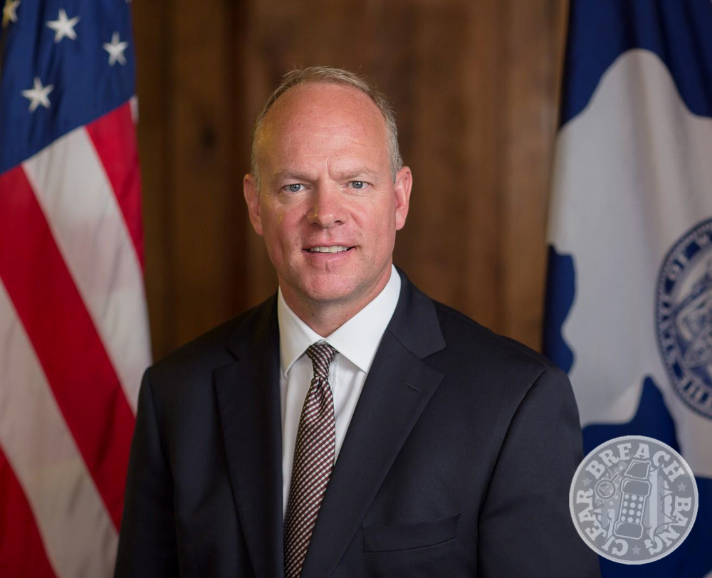 BreachBangClear - Governor Matt Mead