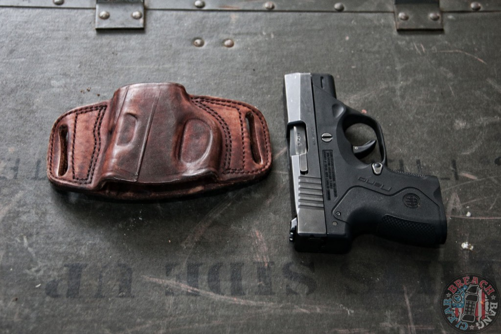 Just The Tip | Quick Holster Modifications