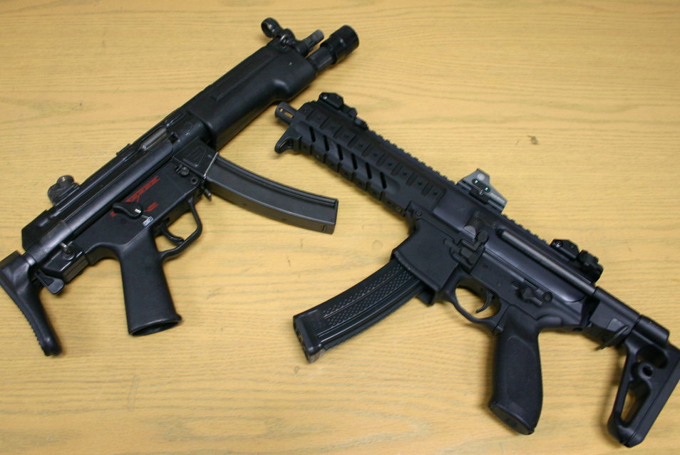 MPX vs MP5 - Nick Perna compares the two