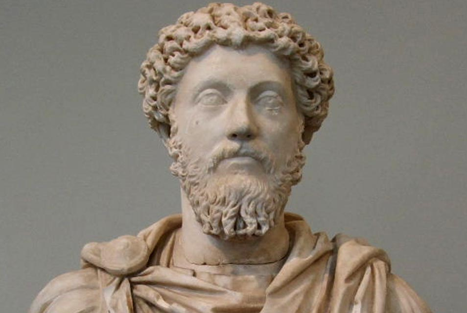 Marcus Aurelius at the Metropolitan Museum; Starship Troopers, do you want to know more?
