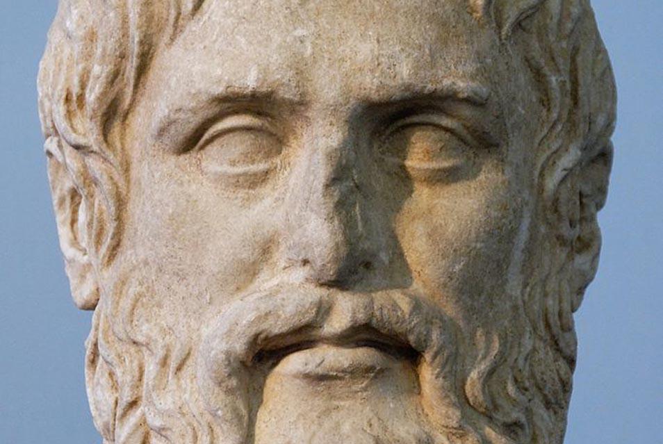 Plato Silanion Musei Capitolini.