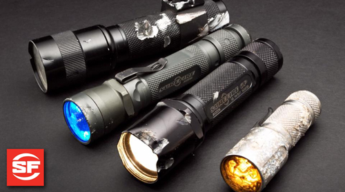 SureFire LLC - Decades of Reliable Illumination