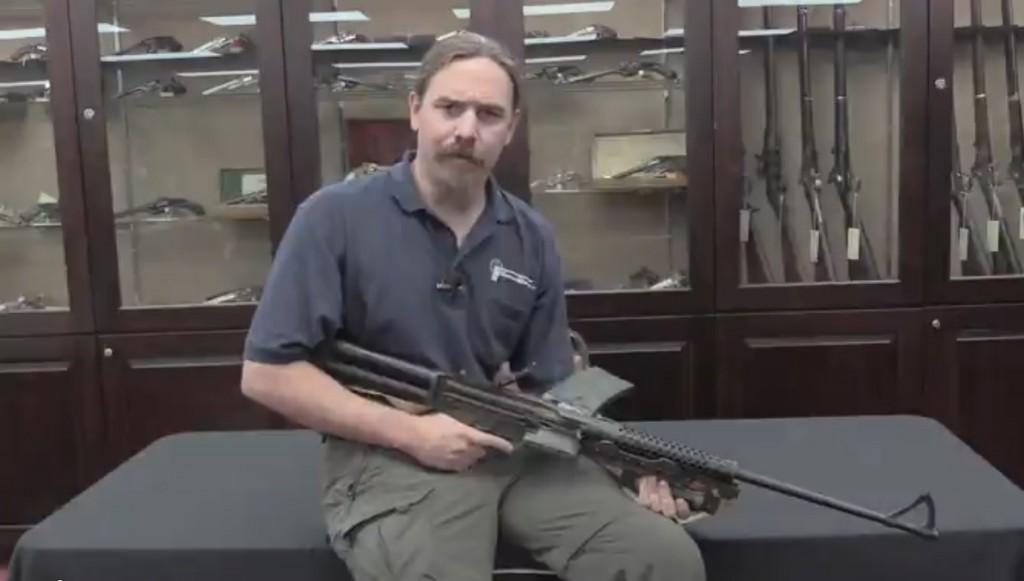 Wtw The Johnson Light Machine Gun By Ian M Breach Bang