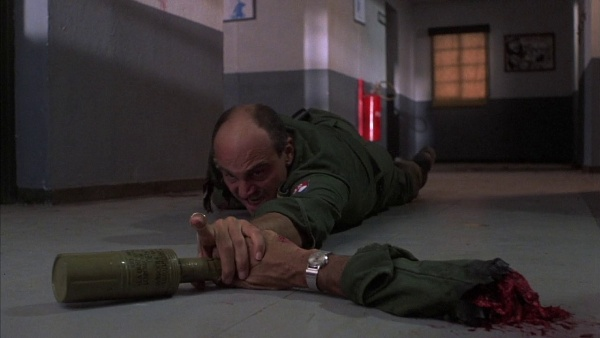 "The RKG-3 Anti-Tank Grenade in the movie ""Red Scorpion."""
