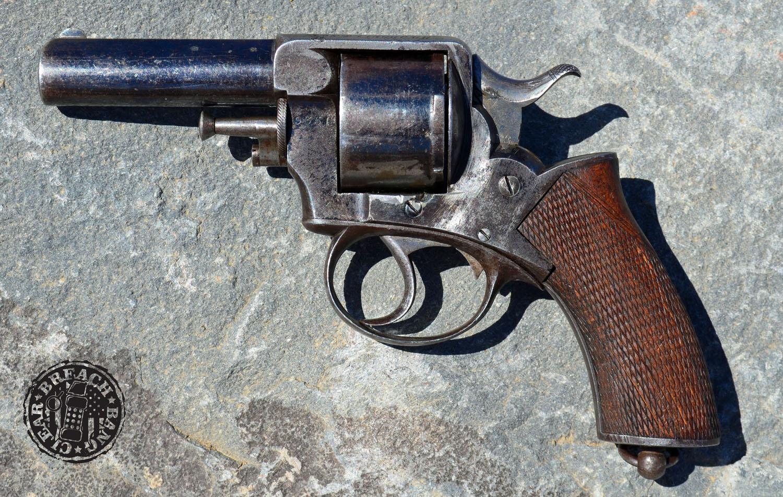 webley bulldog revolver