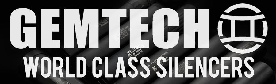 GEMTECH Silencers - Gemini Techonology - suppressors for all calibers.