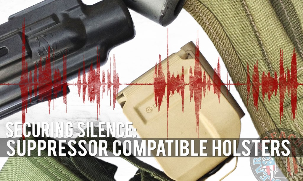 Securing Silence: Suppressor Compatible Holsters | Breach