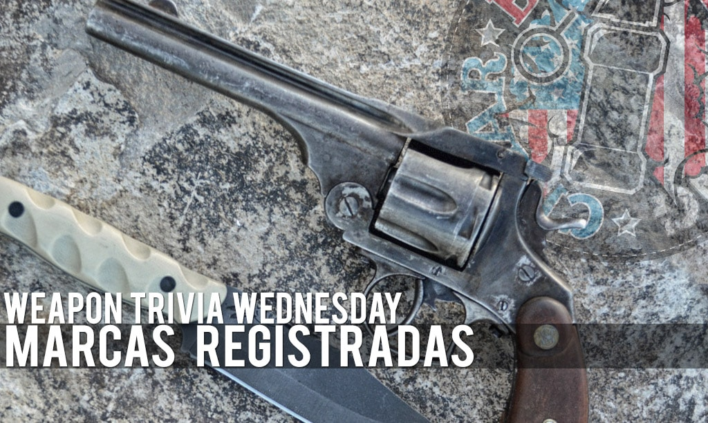 marcas registradas smith and wesson
