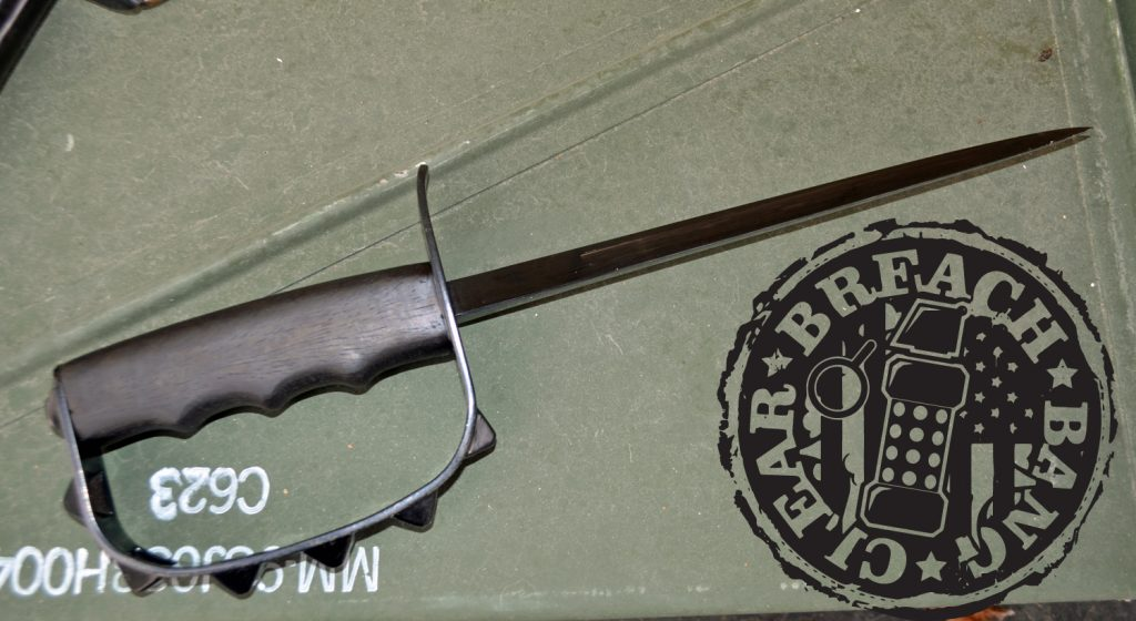 U.S. M1917 trench knife