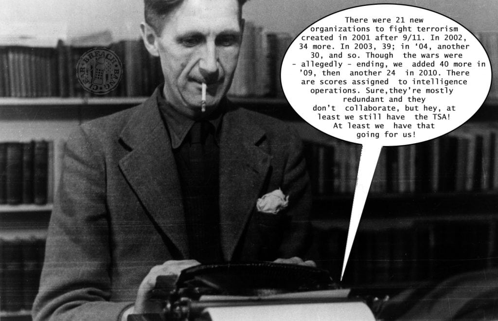 Orwell-typing