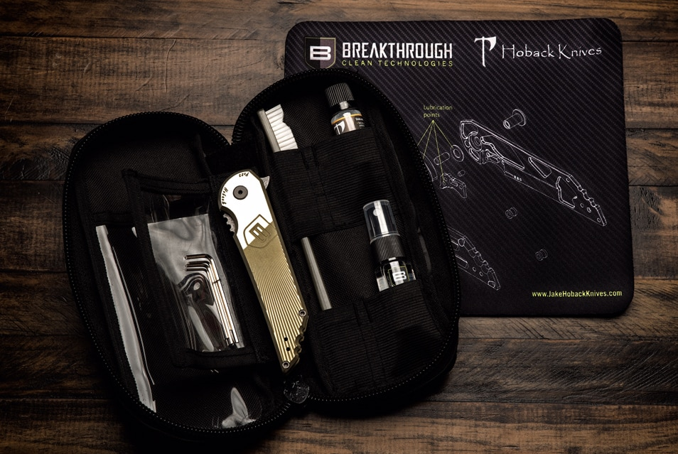 F23 Knife Cleaning Kit 3