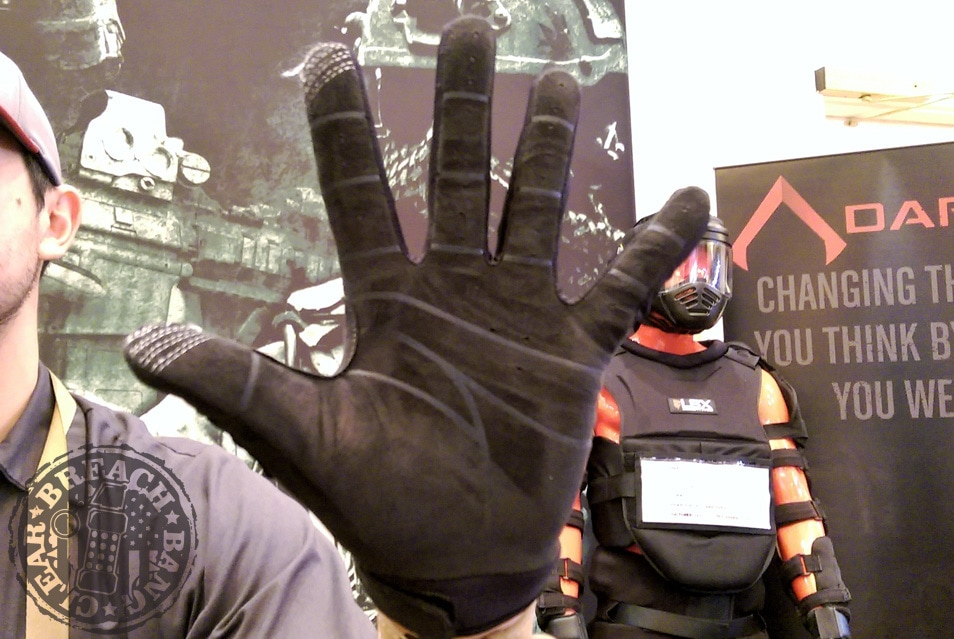 line of fire gloves